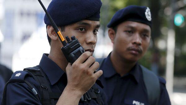Cảnh sát Malaysia - Sputnik Việt Nam