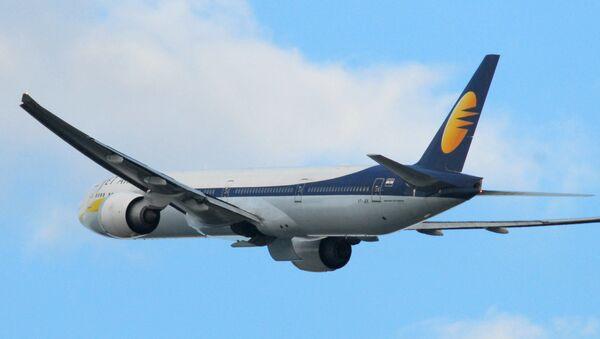 Jet Airways Boeing 777-35R/ER  - Sputnik Việt Nam