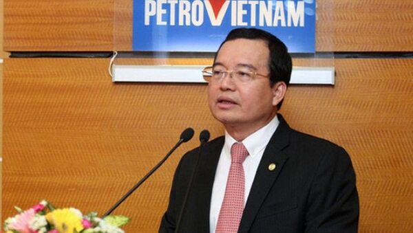 Ông Nguyễn Quốc Khánh - Sputnik Việt Nam