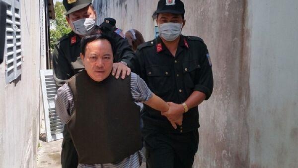 Việt Nam: Trưởng phòng Tư pháp bị cấp dưới đâm trọng thương tại cơ quan - Sputnik Việt Nam