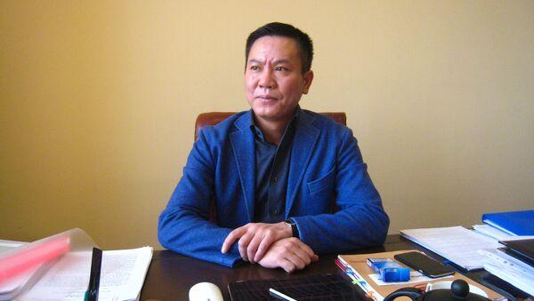 Ông Lê Trường Sơn - Sputnik Việt Nam