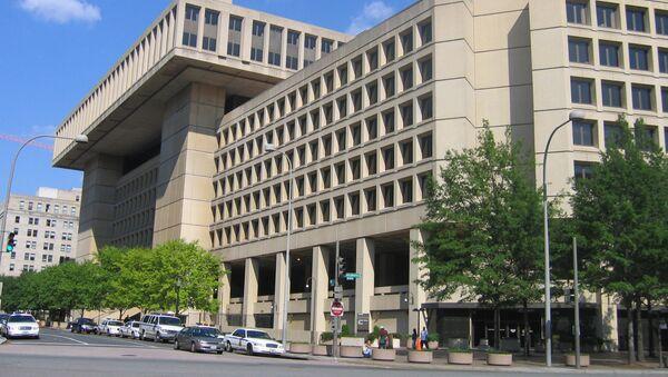 Главный офис ФБР в Вашингтоне - Sputnik Việt Nam