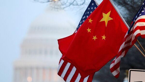 Trung Quốc va Mỹ - Sputnik Việt Nam
