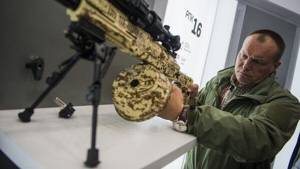 Hãng Kalashnikov tuyên bố sản xuất hàng loạt súng máy mới - Sputnik Việt Nam