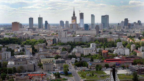 Warszawa, Ba Lan - Sputnik Việt Nam