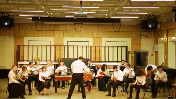 Rammstein chia sẻ với người hâm mộ bản phối âm mới từ Nga cho một hit (Video) - Sputnik Việt Nam