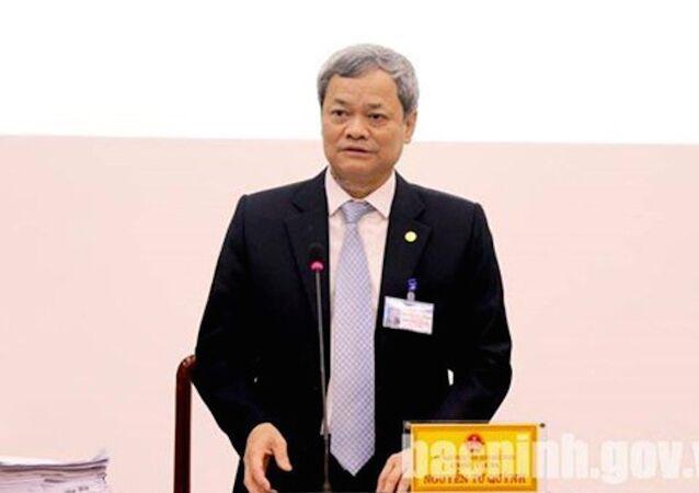 Chủ tịch UBND tỉnh Bắc Ninh Nguyễn Tử Quỳnh