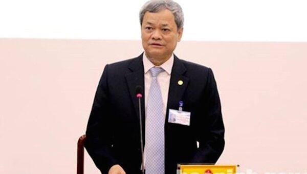 Chủ tịch UBND tỉnh Bắc Ninh Nguyễn Tử Quỳnh - Sputnik Việt Nam