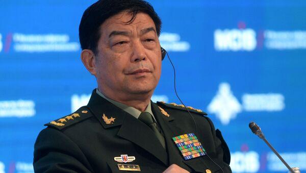 Bộ trưởng Quốc phòng Trung Quốc Thường Vạn Toàn - Sputnik Việt Nam
