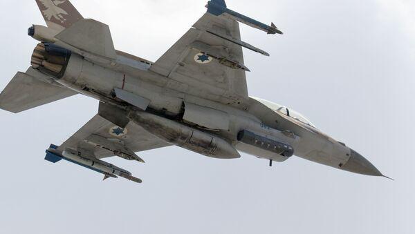 F-16 D của Israel - Sputnik Việt Nam
