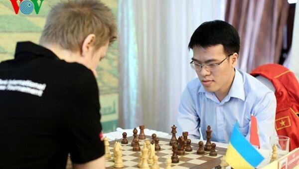 Lê Quang Liêm chính thức vô địch giải Giải cờ vua quốc tế HDBank - Sputnik Việt Nam