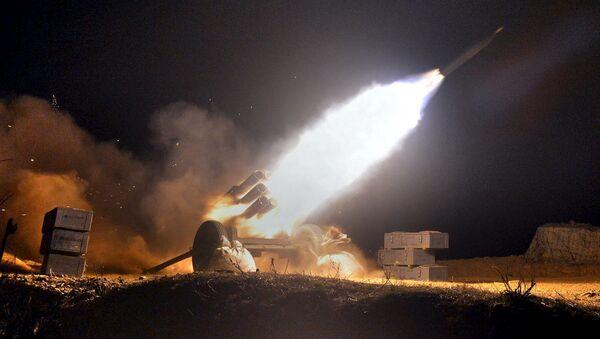 Triều Tiên thử động cơ tên lửa mới - Sputnik Việt Nam