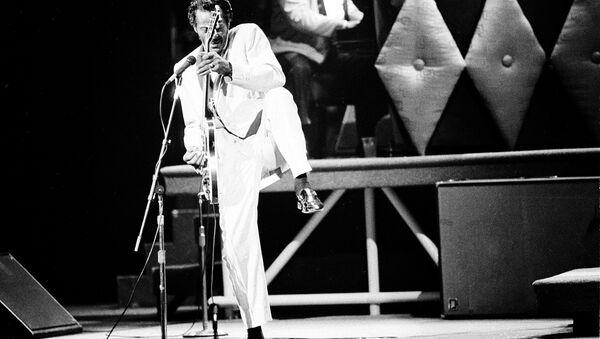 Huyền thoại nhạc rock'n'roll Chuck Berry qua đời - Sputnik Việt Nam