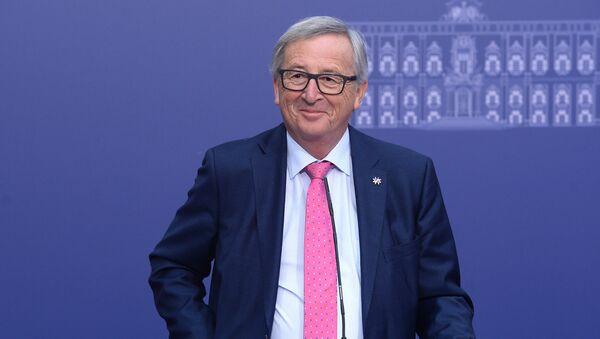 Chủ tịch Ủy ban châu Âu Jean-Claude Juncker - Sputnik Việt Nam