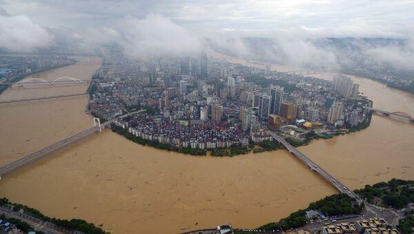 sông Dương Tử - Sputnik Việt Nam