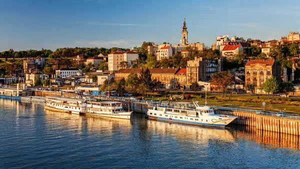 Вид на Белград, Сербия - Sputnik Việt Nam