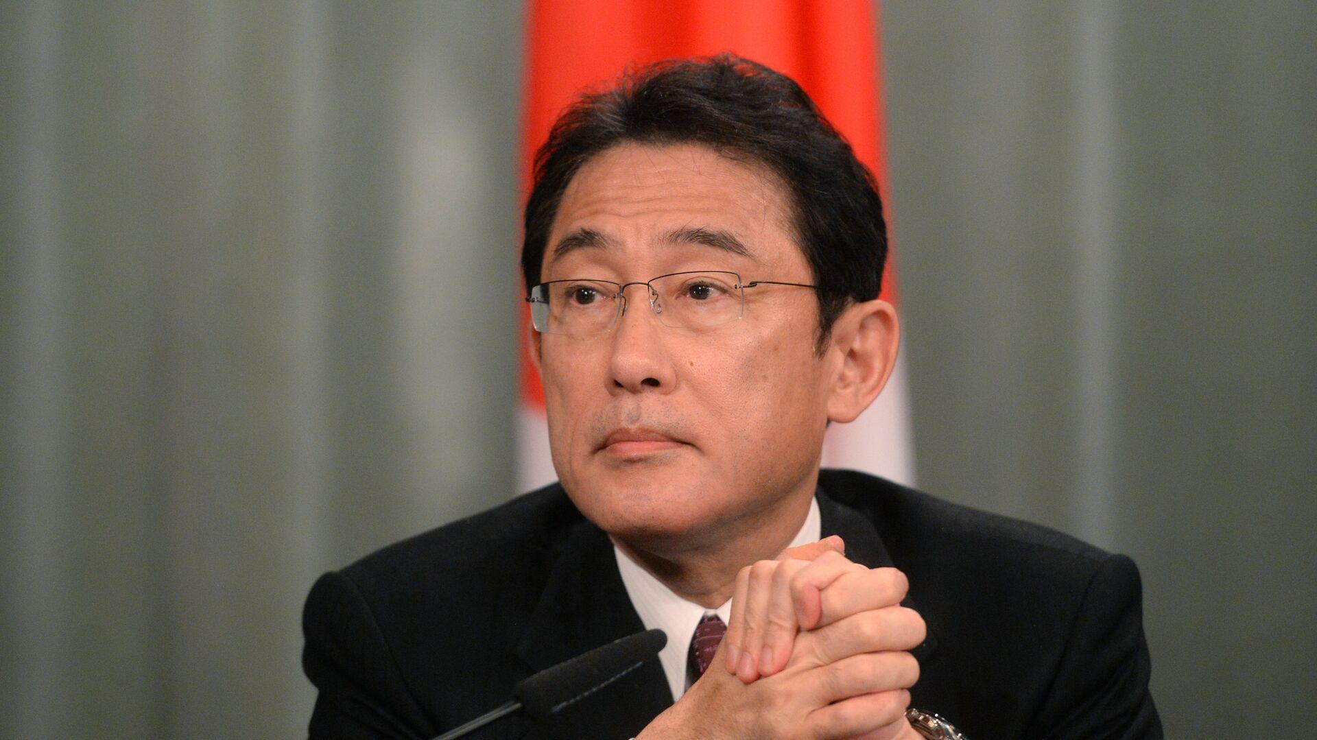 Thủ tướng Nhật Bản Fumio Kishida - Sputnik Việt Nam, 1920, 04.10.2021
