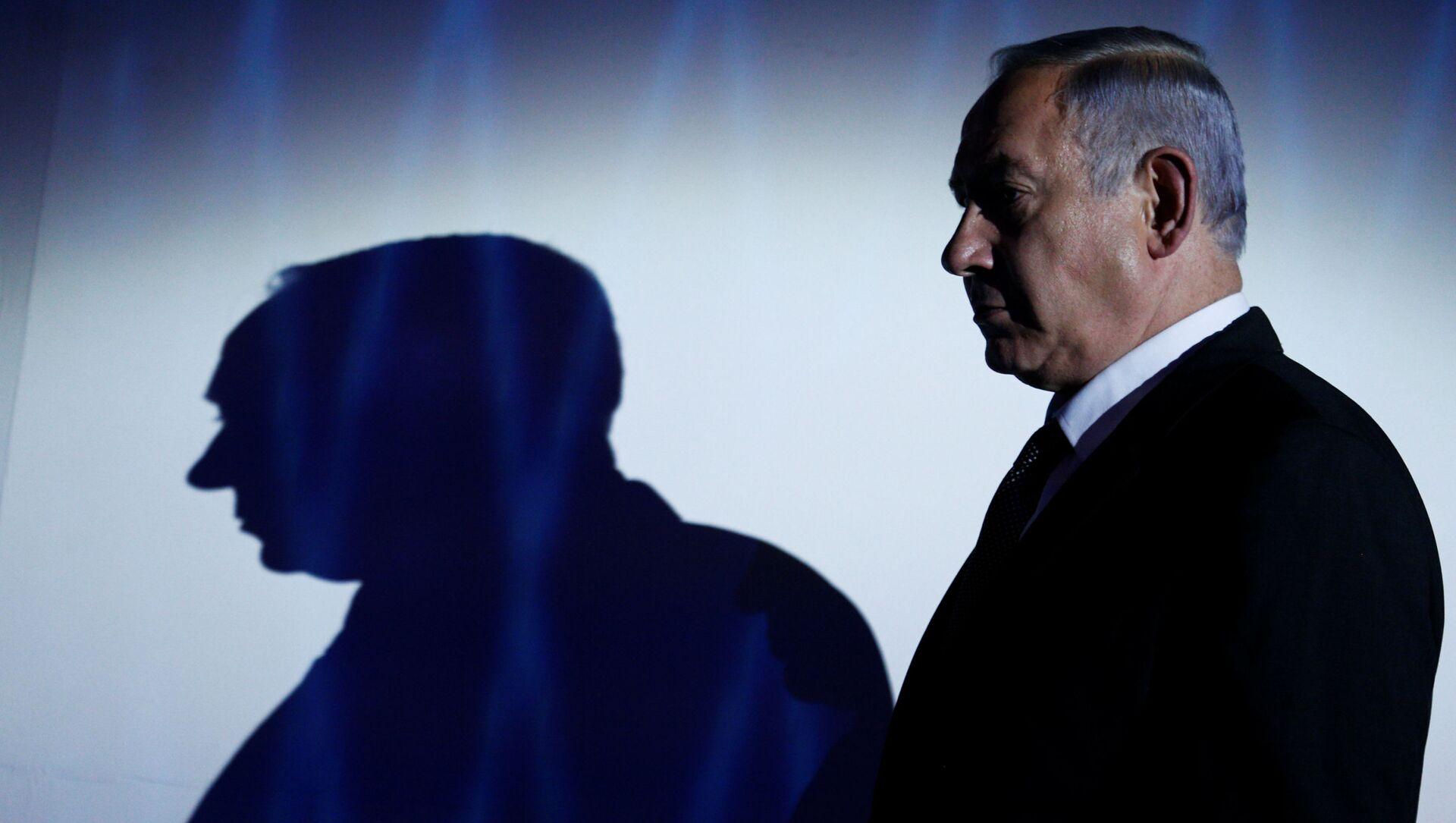 Thủ tướng Israel Benjamin Netanyahu - Sputnik Việt Nam, 1920, 12.05.2021