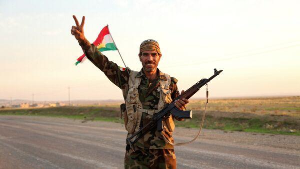 Lực lượng dân quân người Kurd - Sputnik Việt Nam