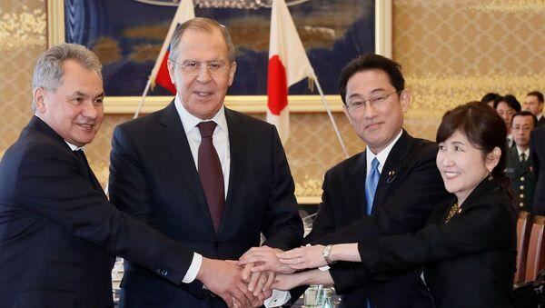 Nga-Nhật: Trao đổi những lời phản đối nhưng còn tốt hơn là không gặp gỡ - Sputnik Việt Nam