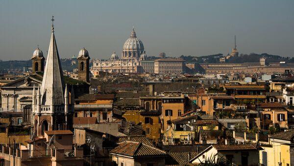 Rome, Italia - Sputnik Việt Nam