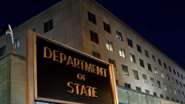 US State Department - Sputnik Việt Nam