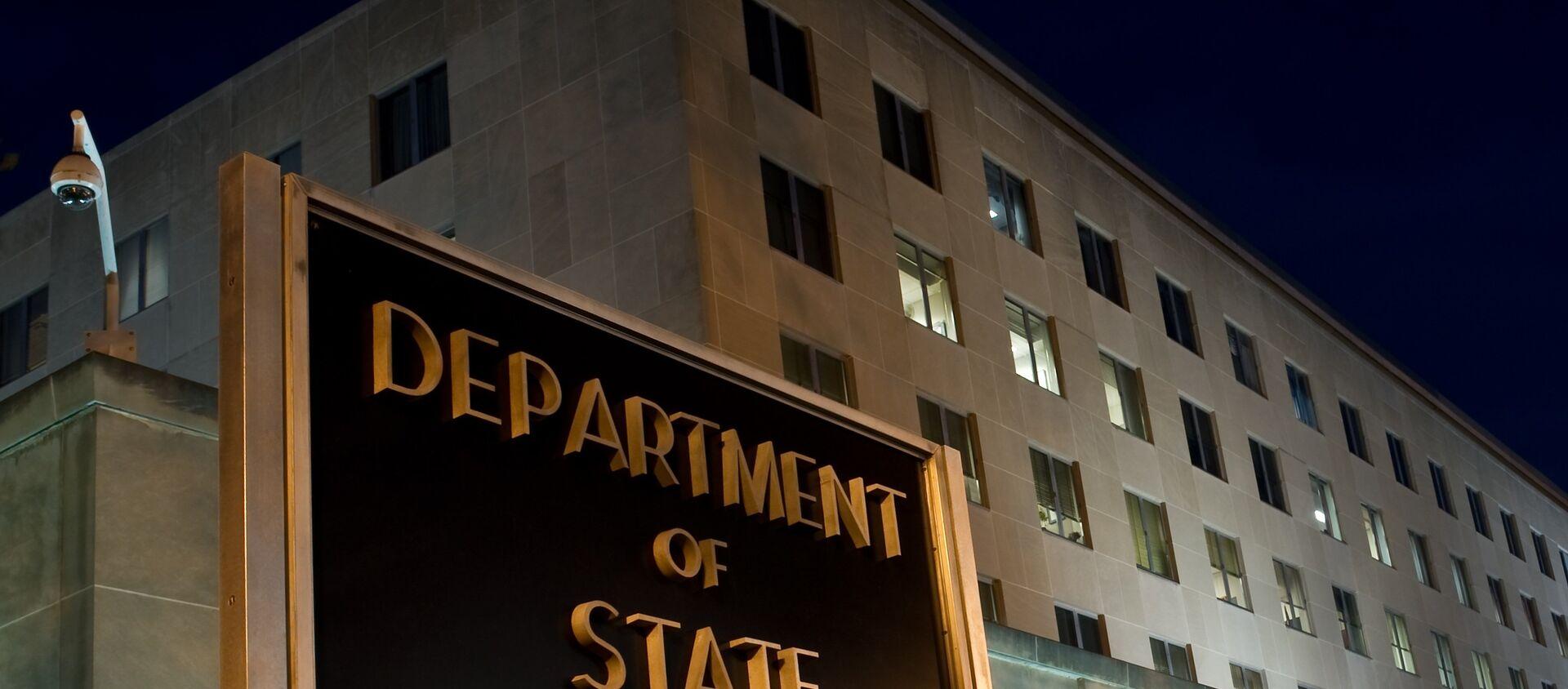 US State Department - Sputnik Việt Nam, 1920, 08.08.2018