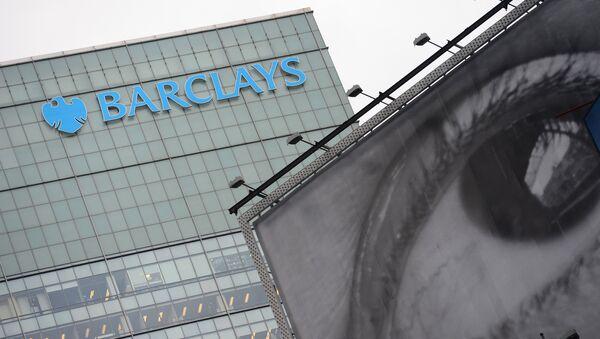 ngân hàng Barclays - Sputnik Việt Nam