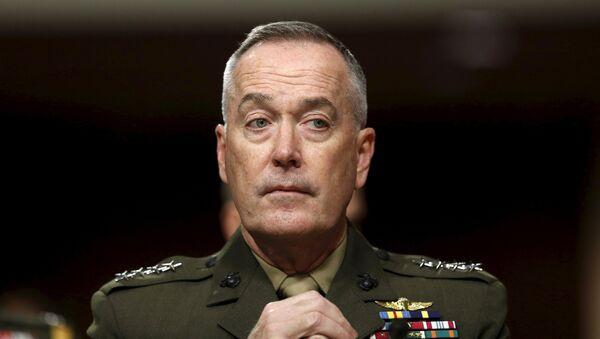 Tổng tham mưu trưởng Liên quân Hoa Kỳ Joseph Dunford - Sputnik Việt Nam