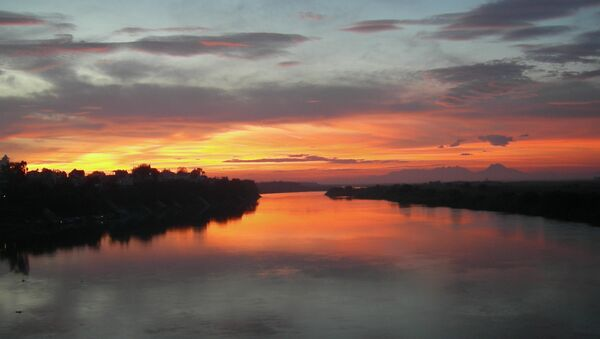 sông Hồng - Sputnik Việt Nam
