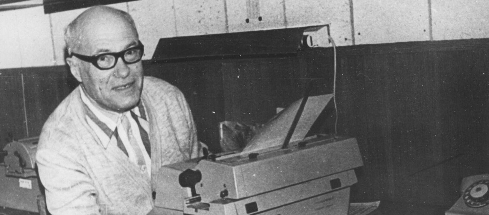 Platon Skrzhinskiy - Sputnik Việt Nam, 1920, 24.03.2017