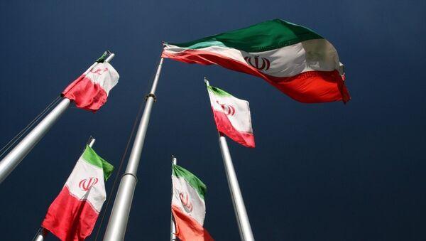 Quốc kỳ Iran - Sputnik Việt Nam