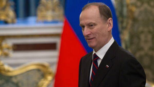 Thư ký Hội đồng An ninh Nga Nikolai Patrushev  - Sputnik Việt Nam