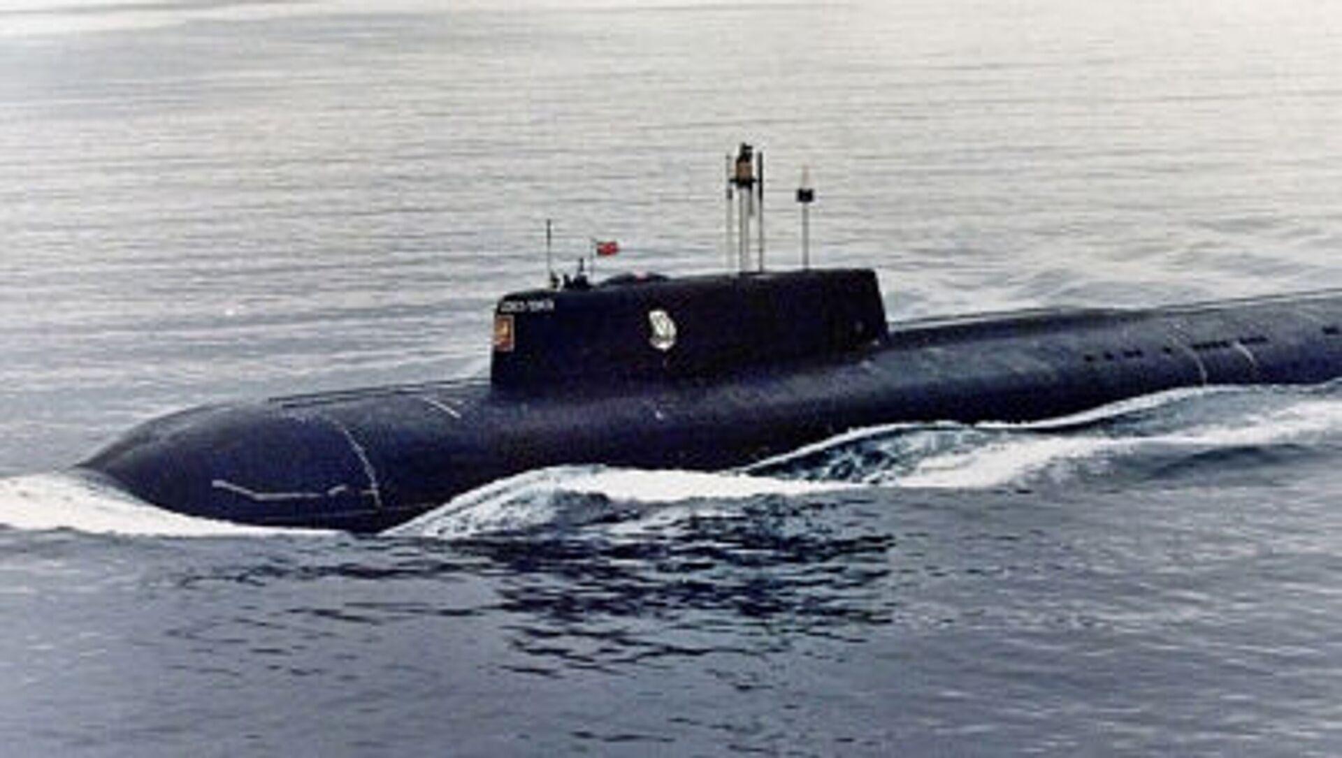 Tàu ngầm Kursk - Sputnik Việt Nam, 1920, 27.04.2021