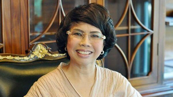 Bà Thái Hương - Chủ tịch Tập đoàn TH người thay đổi thị trường sữa Việt Nam với sản phẩm sữa tươi sạch TH true MILK - Sputnik Việt Nam