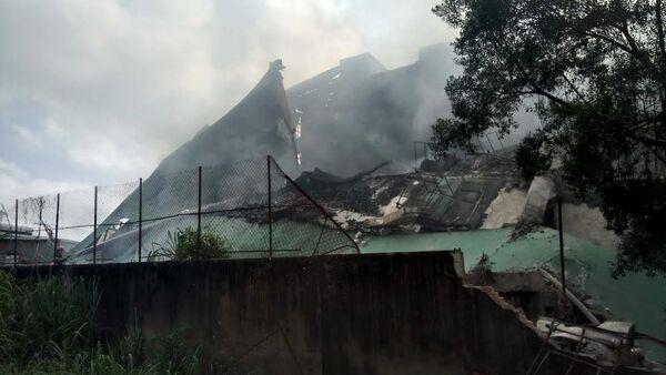 Công ty Kwong Lung – Meko sau vụ cháy - Sputnik Việt Nam