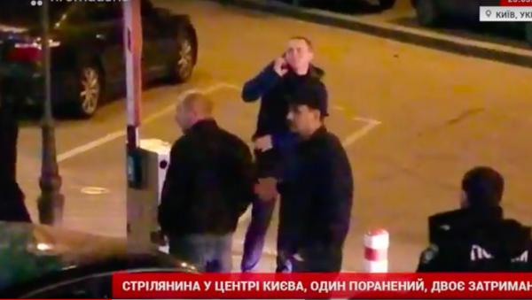 Nổ súng xảy ra ở trung tâm Kiev - Sputnik Việt Nam
