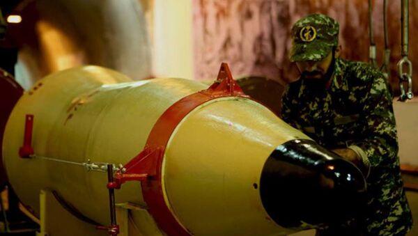 """WSJ: Hoa Kỳ áp đặt trừng phạt mới với Nga và Trung Quốc vì hành động """"hỗ trợ tên lửa cho Iran - Sputnik Việt Nam"""
