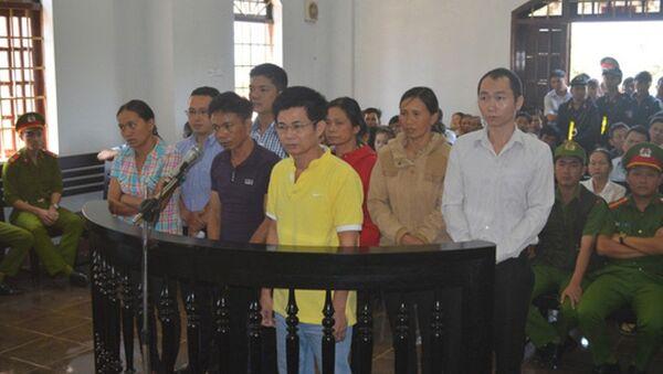 """Chủ trang Facebook """"chống tham nhũng"""" nhận án tù - Sputnik Việt Nam"""