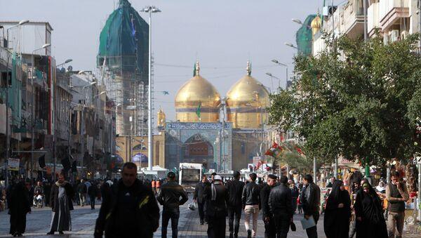 Bagdad, Iraq - Sputnik Việt Nam