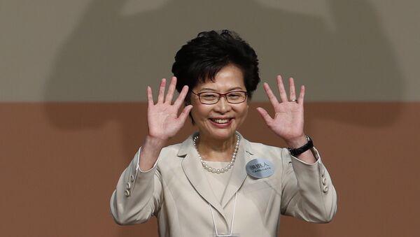 Carrie Lam - Sputnik Việt Nam