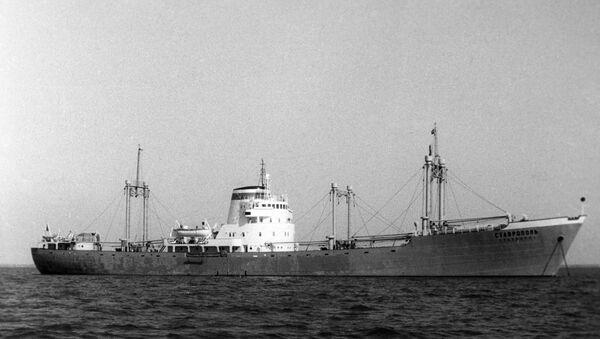 tàu Liên Xô Stavropol - Sputnik Việt Nam