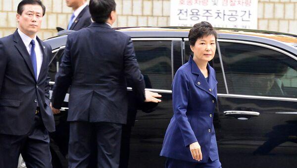 Park Geun-hye - Sputnik Việt Nam