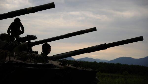 xe tăng Nga - Sputnik Việt Nam
