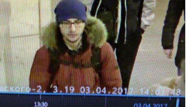 Nghi phạm trong vụ đánh bom ở St. Petersburg - Sputnik Việt Nam