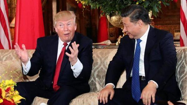 Trump Tập - Sputnik Việt Nam
