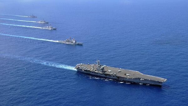 Hải quân Mỹ - Sputnik Việt Nam