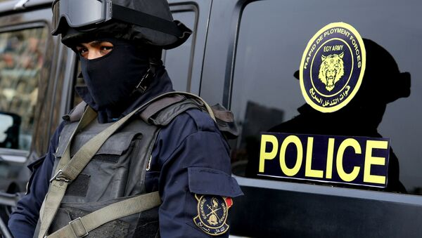 cảnh sát Ai Cập - Sputnik Việt Nam