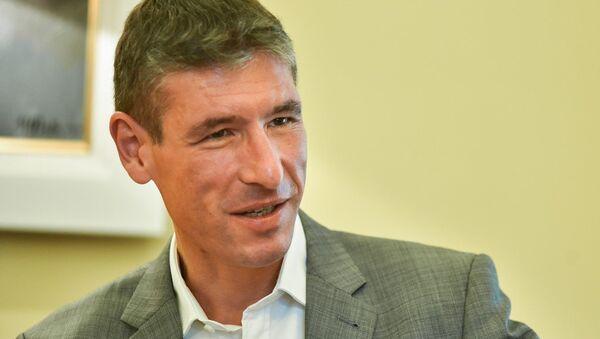 Đại sứ Liên hiệp Vương quốc Anh và Bắc Ireland tại Việt Nam, ông Giles Lever - Sputnik Việt Nam