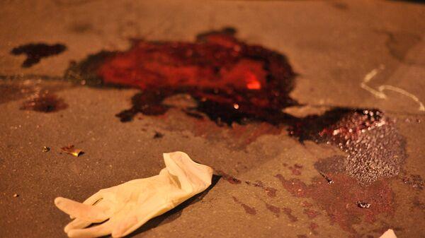 vụ giết người - Sputnik Việt Nam